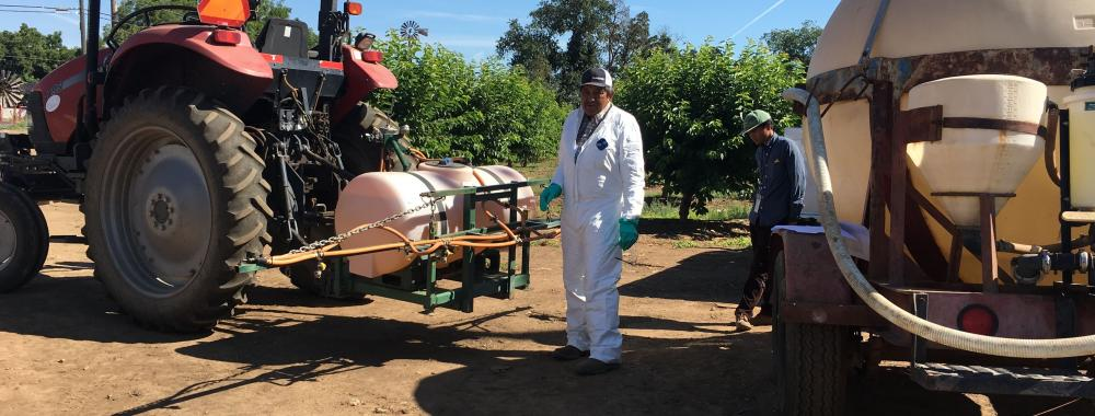 Pesticide Training
