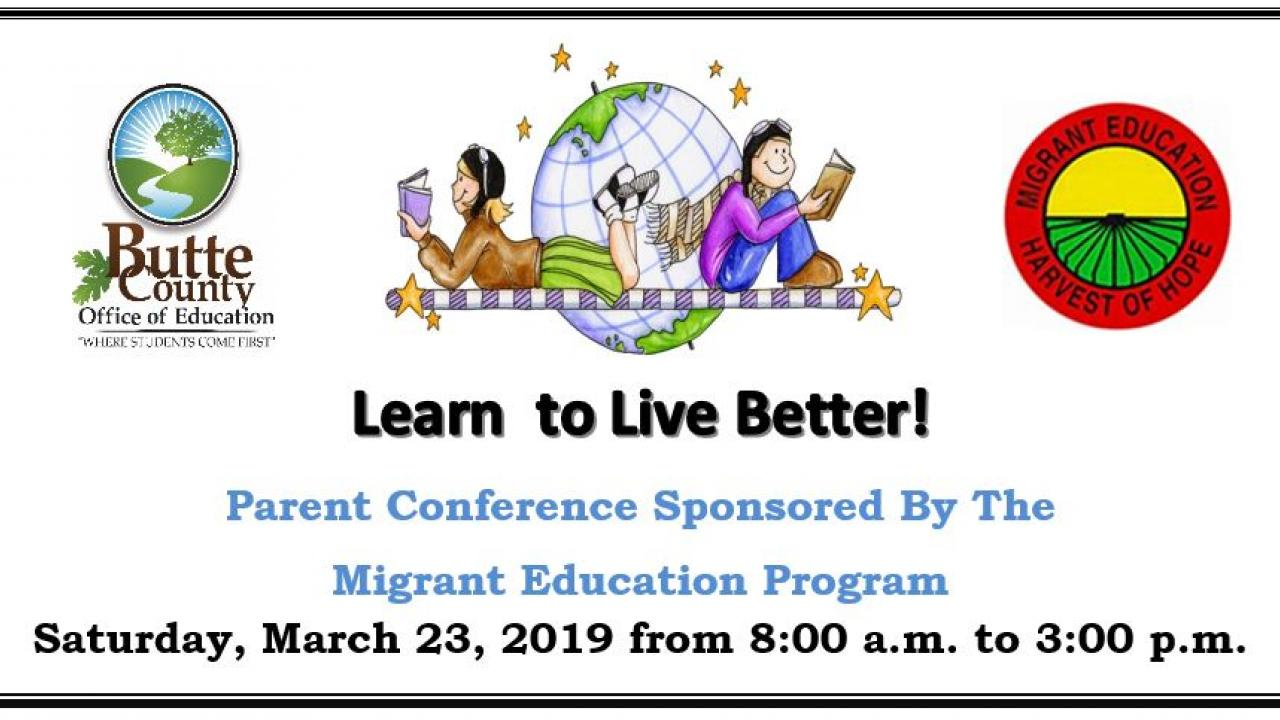 Migrant Education Parent Conference