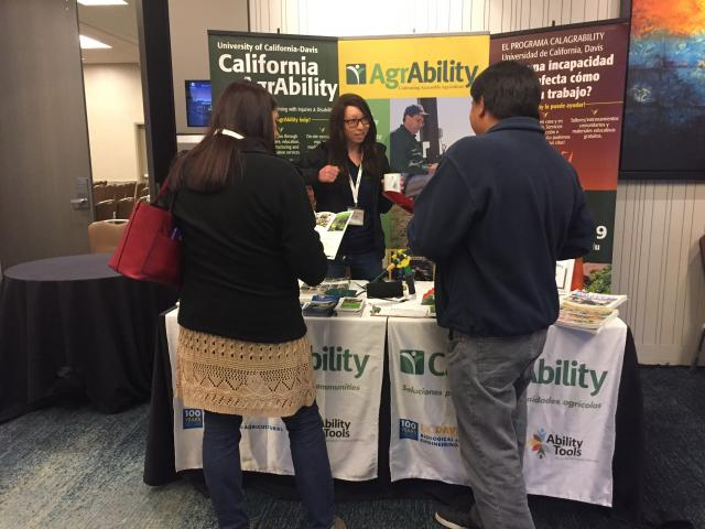 California AgrAbility Outreach