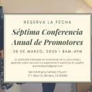 Promotores Conference